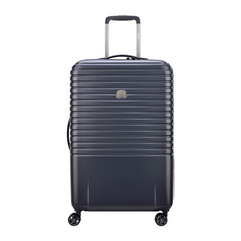 Caumartin 4 Wheel Trolley Case - 70cm - Anthracite/Navy