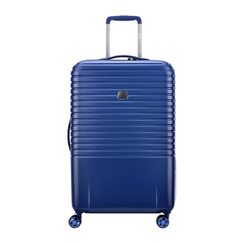 Caumartin 4 Wheel Trolley Case - 70cm - Navy/Anthracite