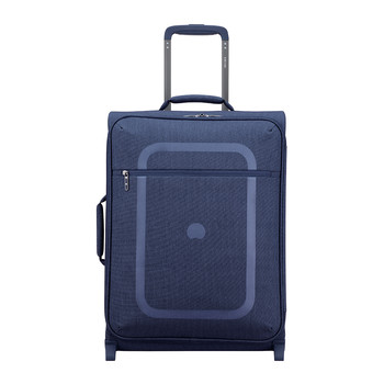 Dauphine 3 Slim 4 Wheel Trolley Case - 55cm - Navy Blue