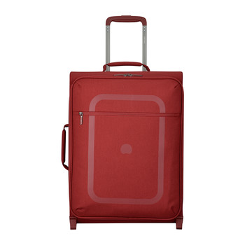 Dauphine 3 Slim 2 Wheel Trolley Case - 55cm - Red