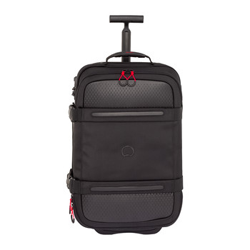 Montsouris Cabin Trolley Case - 55cm - Black