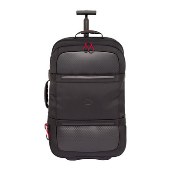 Montsouris Expandable Trolley Case - Black