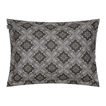 Fez Pillowcase - Elephant Grey - 50x75cm