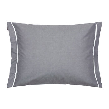 New Oxford Pillowcase - 50x75cm - Elephant Grey