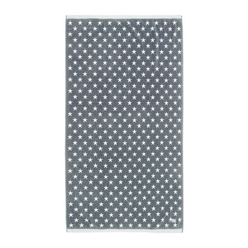 Glory Beach Towel - 100x180cm - Stone Grey