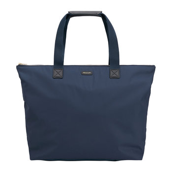 Zipped Tote Bag - Marine
