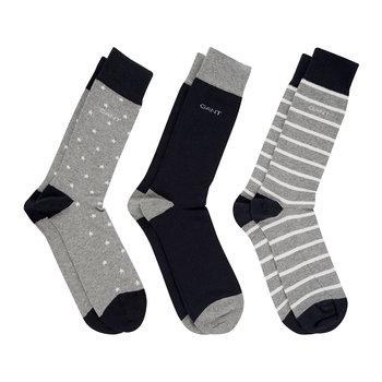 Stars & Stripes Socks - Pack of 3 - Marine