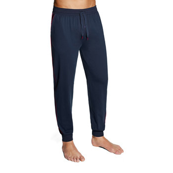 Men's Monogram Pyjama Bottoms - Navy