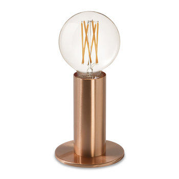 LED Sol Lamp - Copper