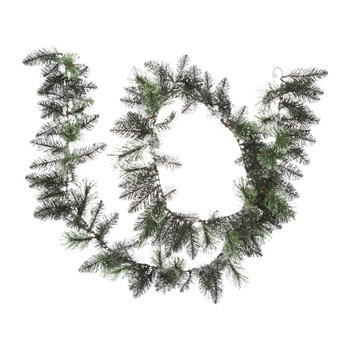 Frosted Finley Garland - 2.7m