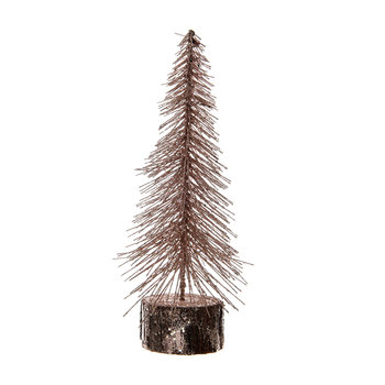 Pink Champagne Decorative Tree