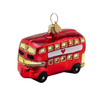 Little London Bus Tree Decoration
