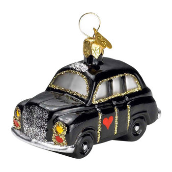Little London Cab Tree Decoration