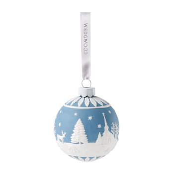 Winter Country Tree Decoration