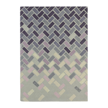 Tapis Agave Gris Cendre