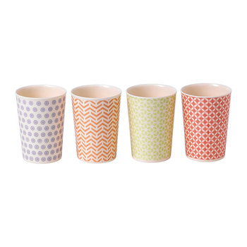 Pastels Tumbler - Set of 4