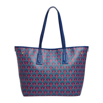 Iphis Marlborough Handbag - Navy