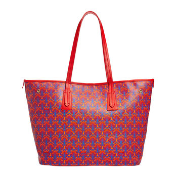 Iphis Marlborough Handbag - Red