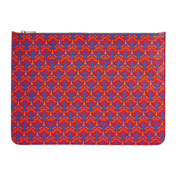 Iphis Large Pouch - Red