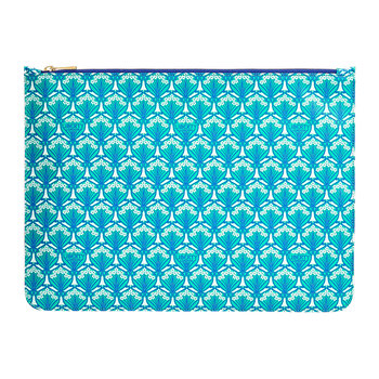 Iphis Large Pouch - Green