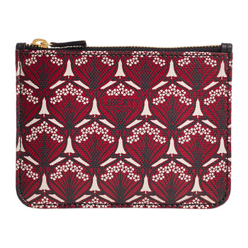 Iphis Coin Purse - Oxblood