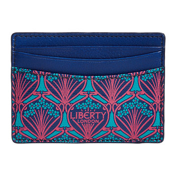 Iphis Card Holder - Navy
