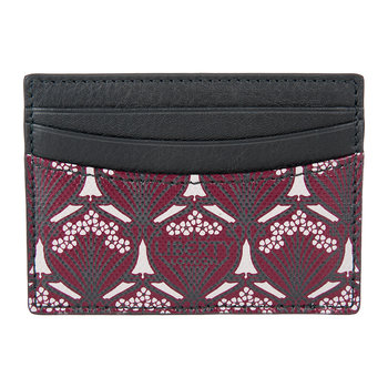Iphis Card Holder - Oxblood