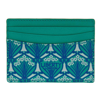 Iphis Card Holder - Green