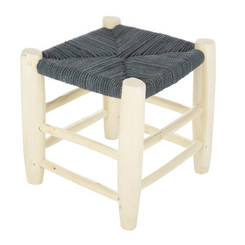 Melanite Stool - Grey
