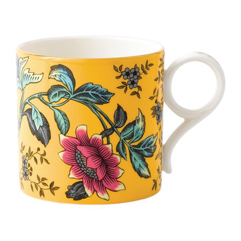 Wonderlust Large Mug - Yellow Tonquin