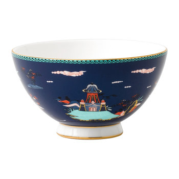 Wonderlust Bowl - Blue Pagoda