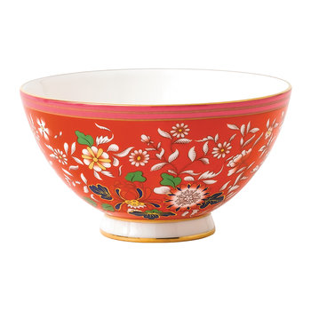 Wonderlust Bowl - Crimson Jewel