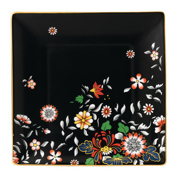 Wonderlust Square Tray - Oriental Jewel