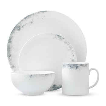 Pointilliste 4 Piece Dinner Set