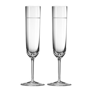 Bande Toasting Champagne Flutes - Set of 2
