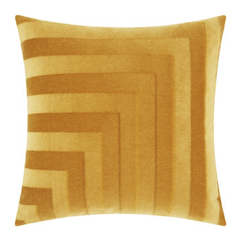 Deco Cushion - 60x60cm - Ochre