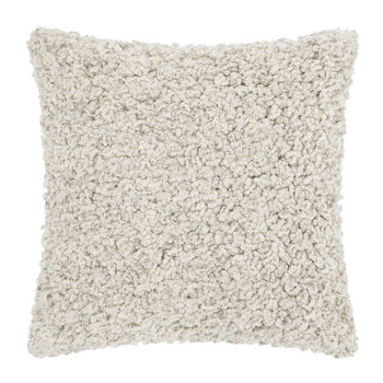 Boucle Cushion - 45x45cm - Natural