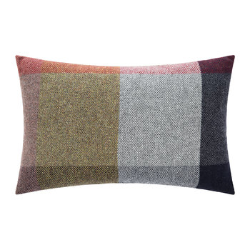 Check Cushion - 40x60cm - Multi