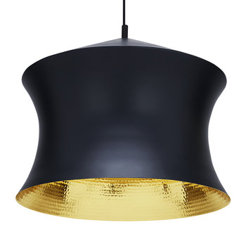 Beat Waist Pendant Light - Black