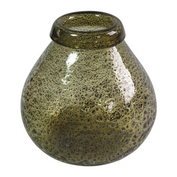 Bourne Dimpled Glass Vase