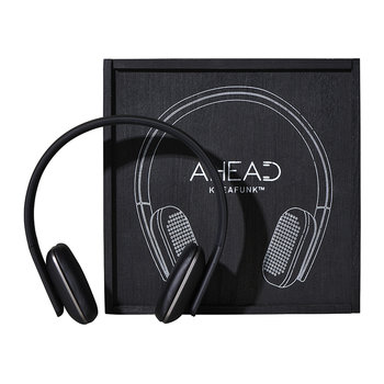 aHead Headphones - Black/Gunmetal