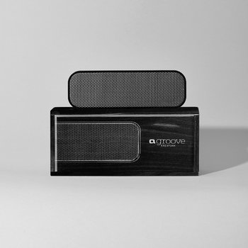 aGroove Bluetooth Speaker - Black Edition