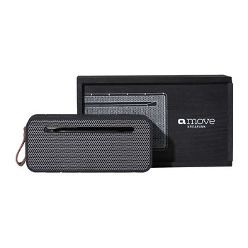 aMove Bluetooth Speaker - Black/Gunmetal