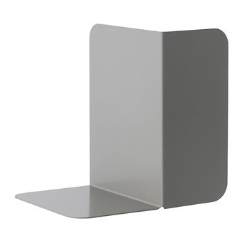 Compile Bookend - Grey