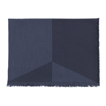Sway Throw - 180x130cm - Blue