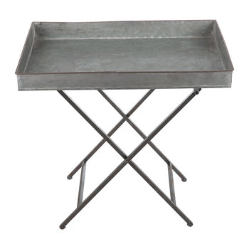 Alconbury Folding Metal Table