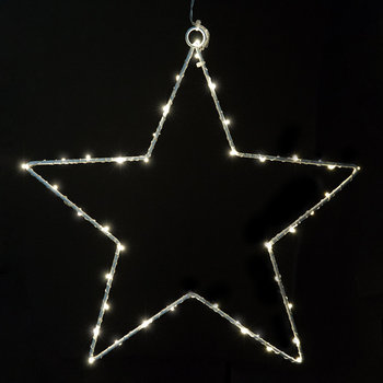 Small Liva Star Light - White