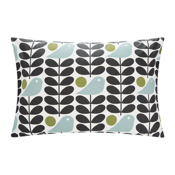 Early Bird Pillowcase - Granite - Set of 2