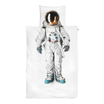 Astronaut Duvet Set - Twin