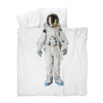 Astronaut Duvet Set - Queen